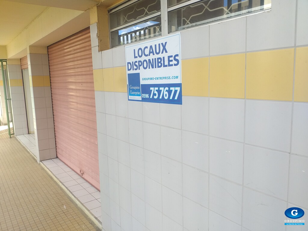 Local commercial centre ville FORT DE FRANCE 55 m2