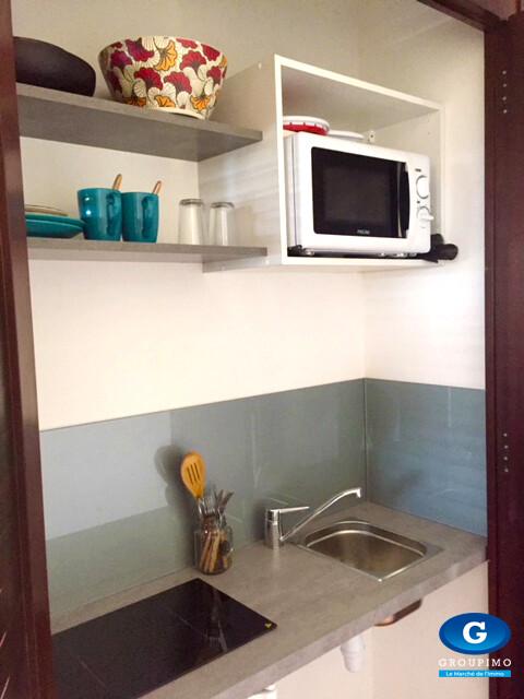 Appartement N° 310 sis Rés. de La Baie 4 Lot 1013 - Distillerie Tartane Trinité 1 pièce