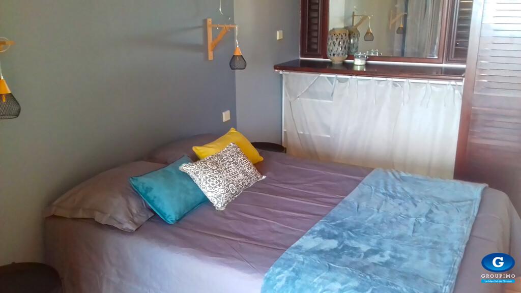 Appartement N° 226 sis Rés. de La Baie 4 Lot 4016 - Distillerie Tartane Trinité 1 pièce