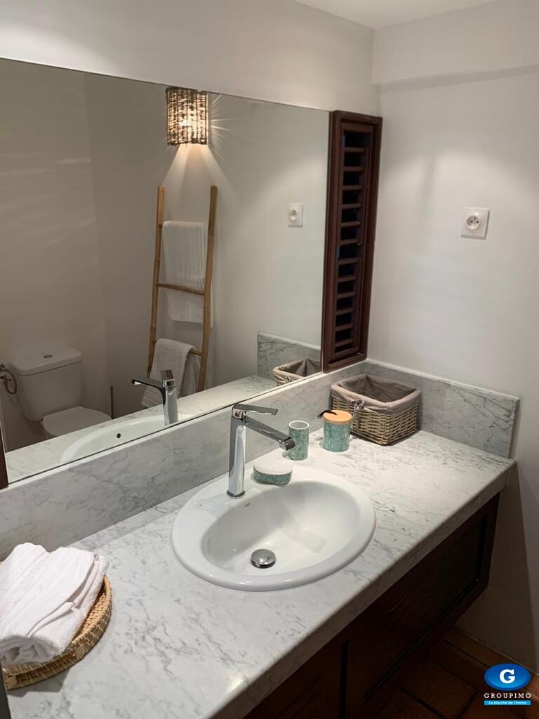 Appartement N° 215 sis Rés. de La Baie 4 Lot 5015 - Distillerie Tartane Trinité 1 pièce