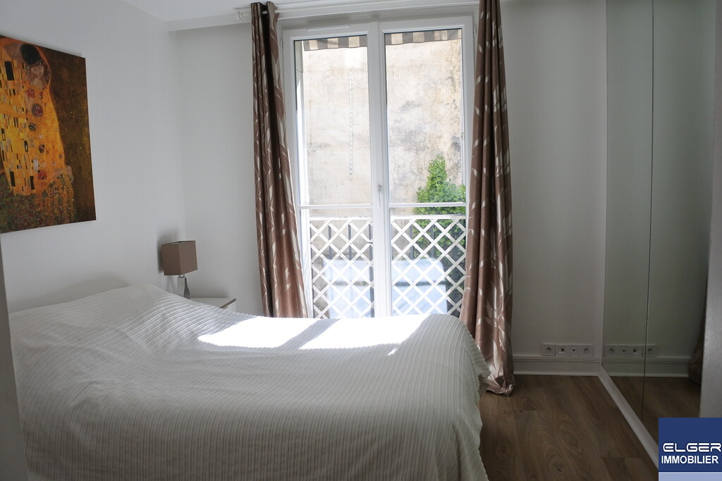 2 FURNISHED ROOMS - WEBER METRO PTE MAILLOT OU PORTE DAUPHINE