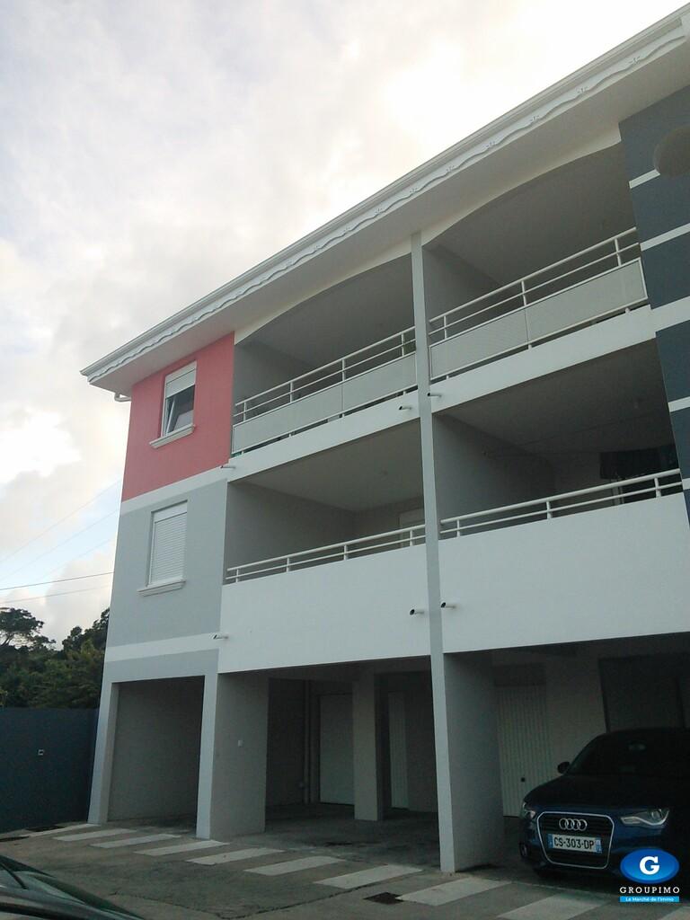 Appartement - Quartier La CRIQUE - La Trinité - 3 Pièces