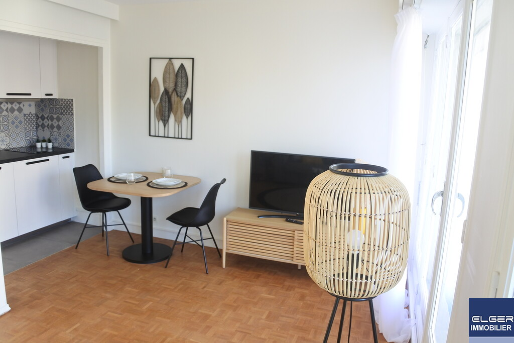 FURNISHED STUDIO APARTMENT CHASSEURS METRO WAGRAM