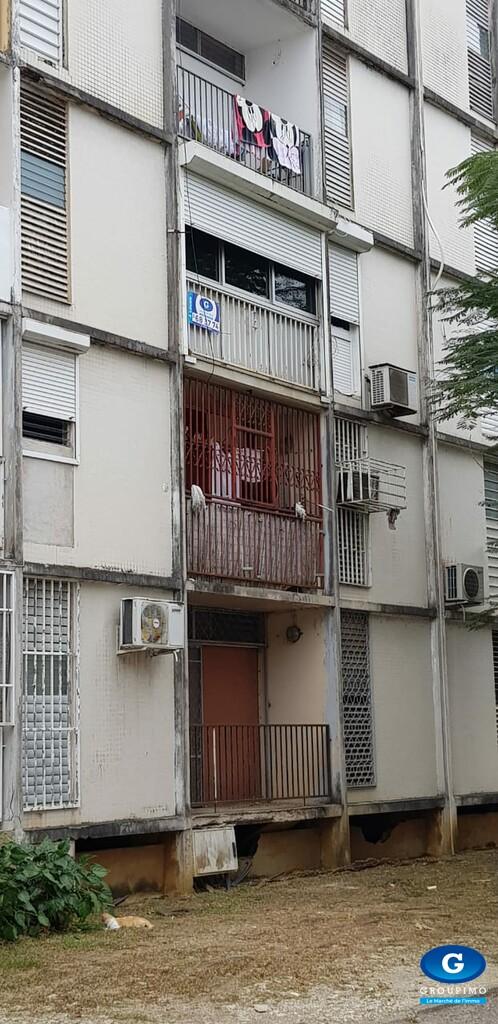 Appartement résidence Les Seuils Les Abymes 3 pièces