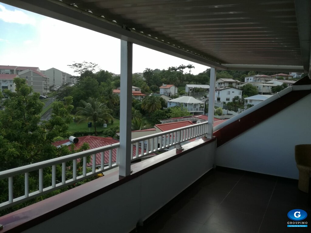 Appartement - Quartier Grand Village - Schoelcher - 2 Pièces
