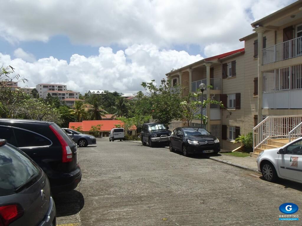 Appartement - Acajou- Lamentin - 3 Pièces