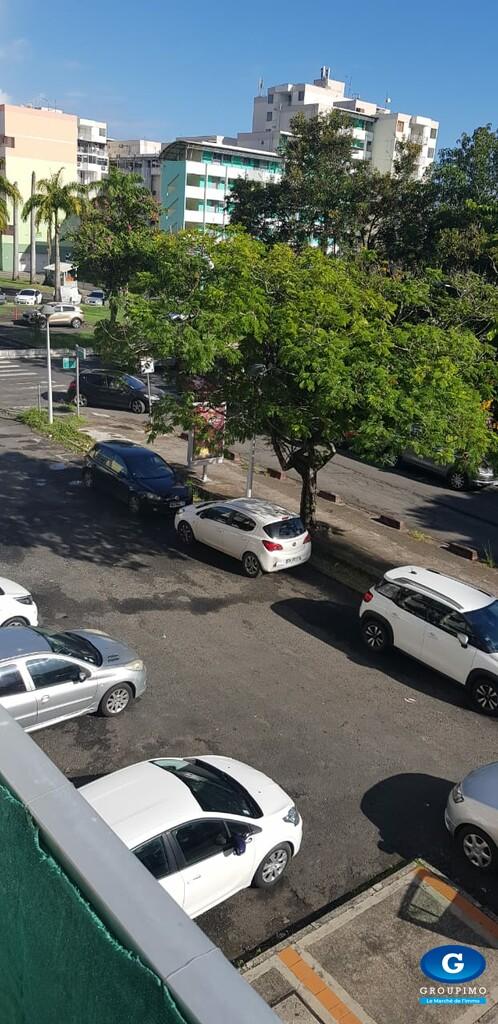Appartement Résidence Gontrand Sablier Pointe-à-Pitre 3 pièces