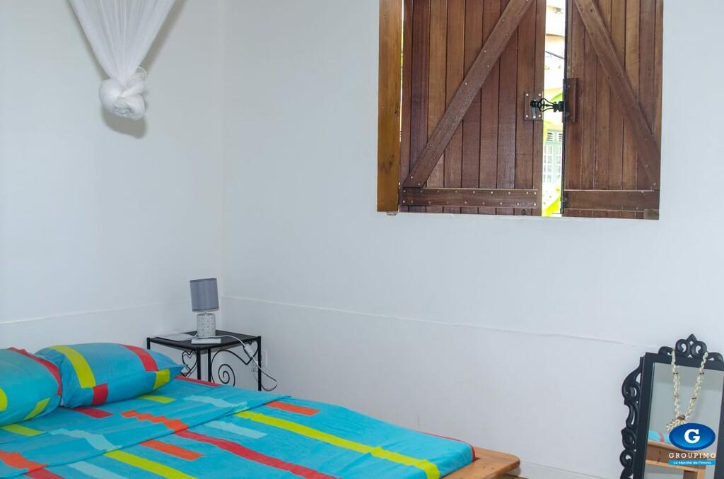 Appartement duplex meublé  - quartier Bois neuf- LE ROBERT - 3 pièces