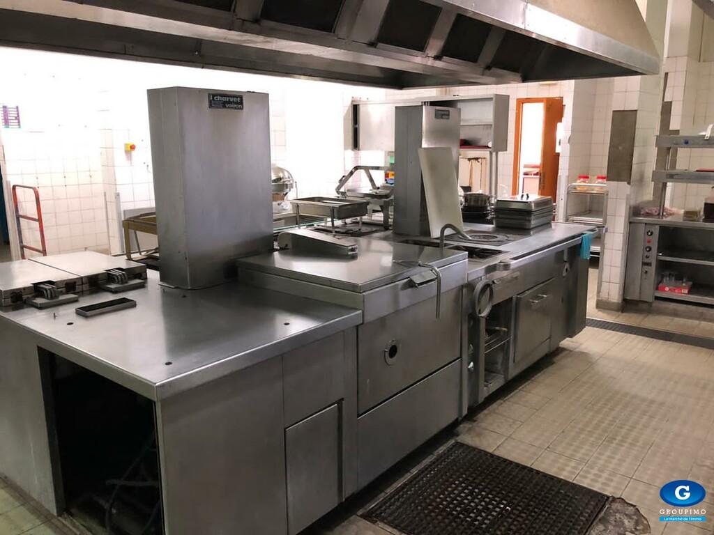 Restaurant - Cuisine - Locaux Accessoires sis Rés. de La Baie 4 - Distillerie Tartane Trinité 1 pièce