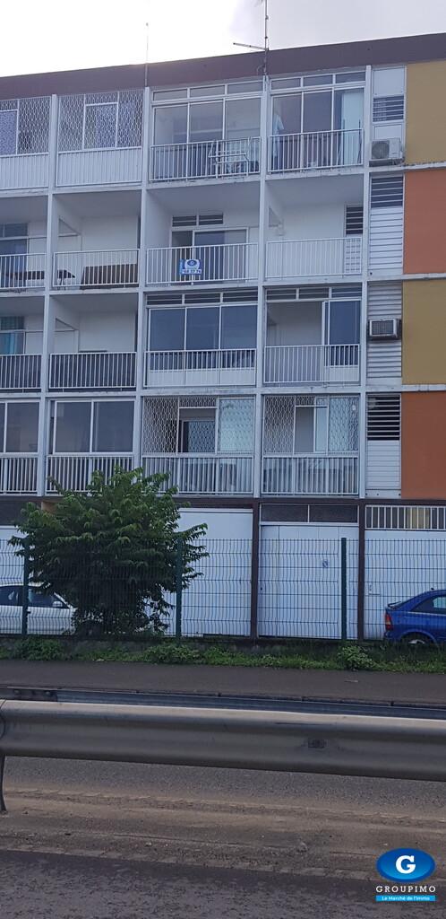 Appartement Résidence Anquetil 5 Baimbridge Les Abymes 4 pièces