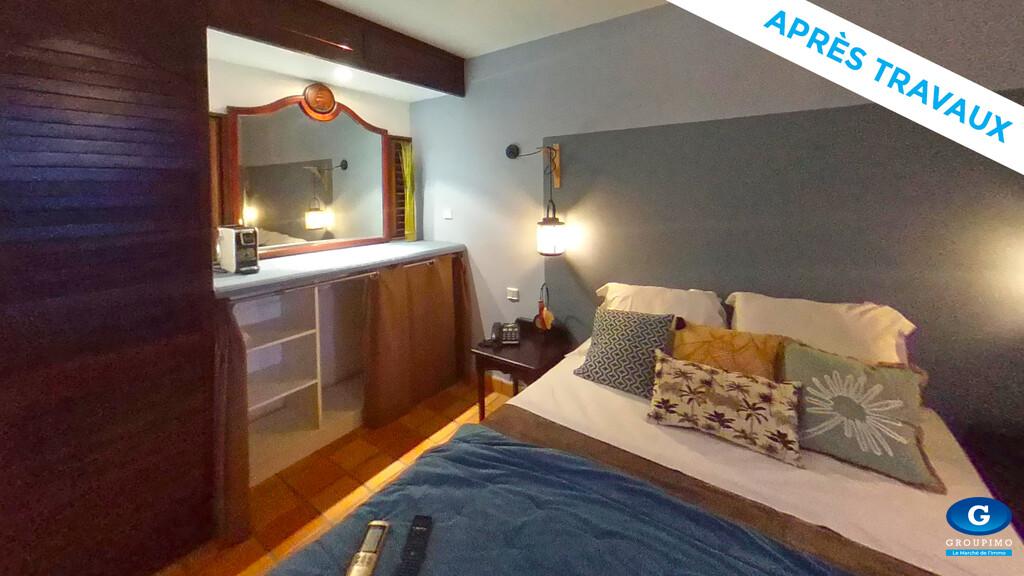 Appartement N° 332 sis Rés. de La Baie 4 Lot 3026 - Distillerie Tartane Trinité 1 pièce