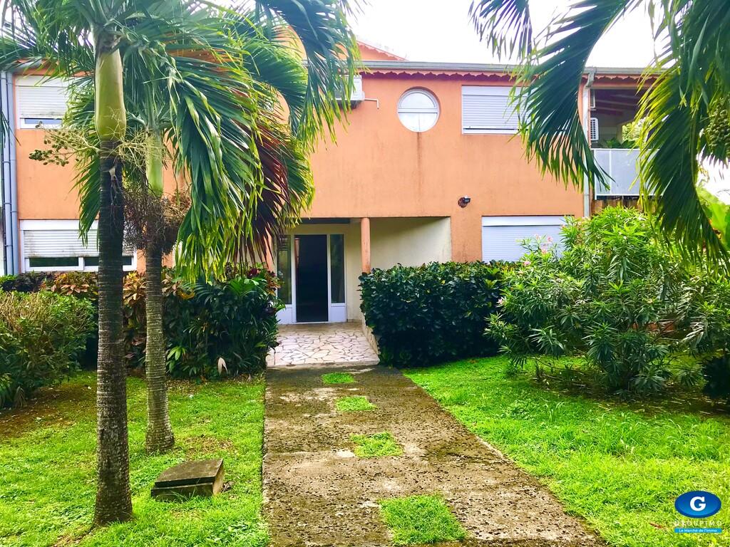 Appartement - Quartier Pelletier - Le Lamentin - 3 Pièces