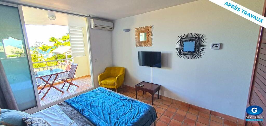 Appartement N° 330 sis Rés. de La Baie 4 Lot 3028 - Distillerie Tartane Trinité 1 pièce