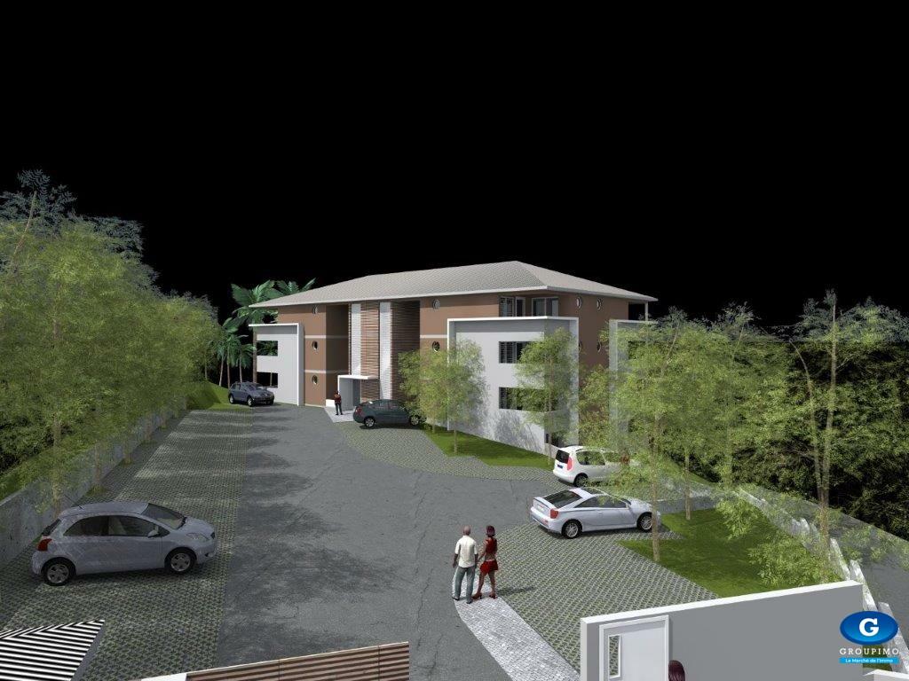 Appartement sis Entrée Bocharel Route Ravine Vilaine FDF 3 pièces