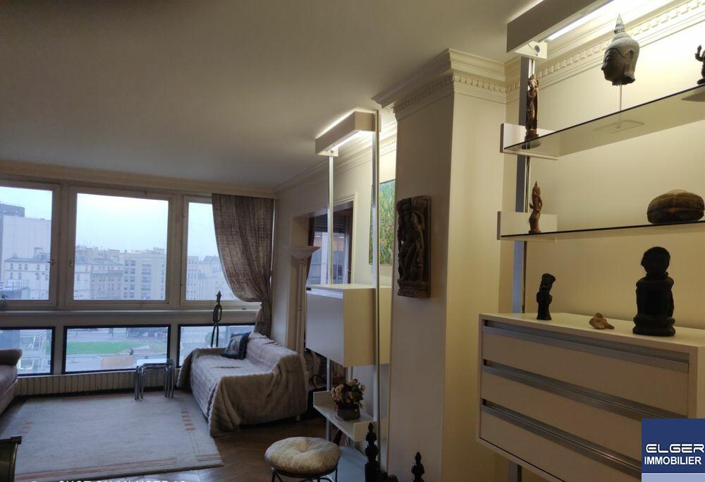 Appartement familial 3/4 pièces bd Edgar Quinet - Métro MONTPARNASSE