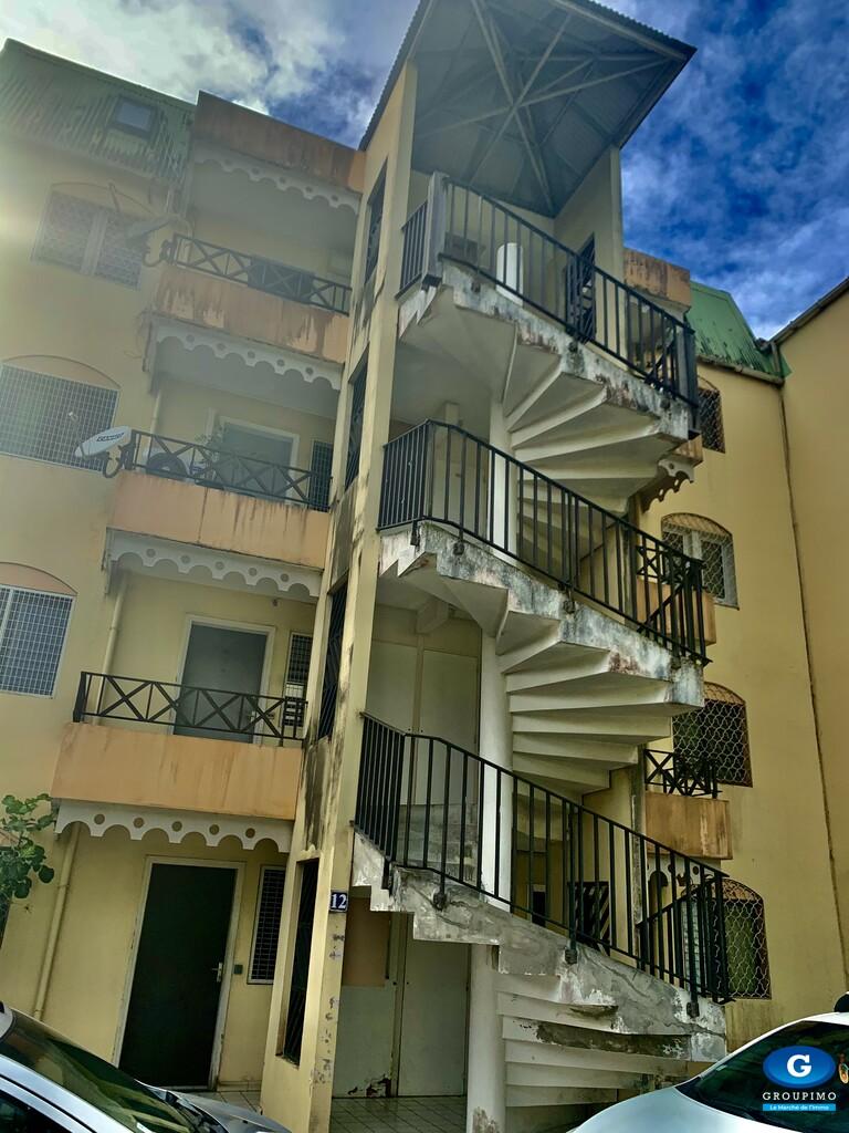 Appartement sis Résidence Prestige Meynard FDF 1 pièce