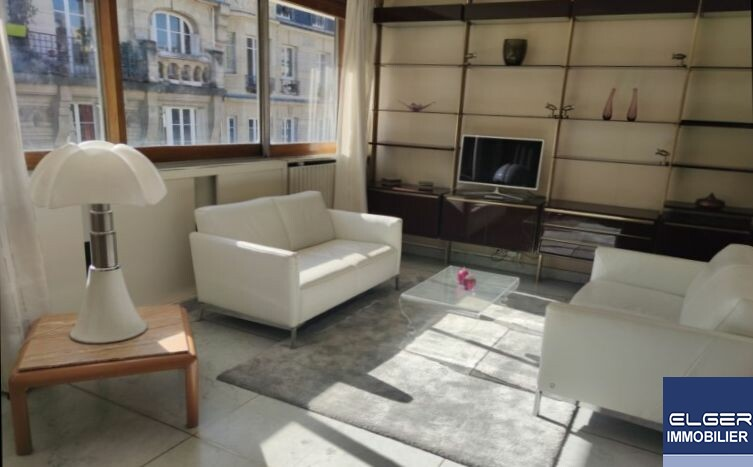 5 FURNISHED ROOMS DUPLEX WITH TERRACES rue Théodore Deck Métro CONVENTION