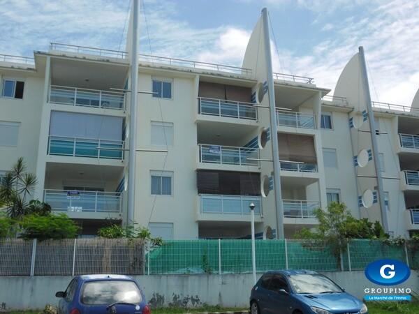 Appartement sis Résidence Océane Quartier Mondésir Le Marin 2 pièces