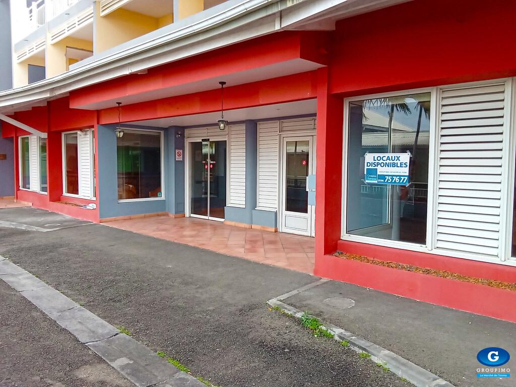 Accueil Réception bureaux admin. sis Rés. de La Baie 4 - Distillerie Tartane Trinité