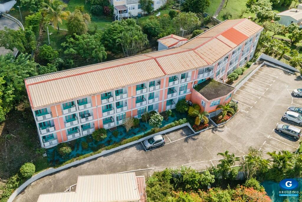 Appartement N° 104 sis Rés. LA BAIE - ANSE MITAN Lot 13 - Hauts de l'Anse Mitan Les Trois Ilets 1 pièce
