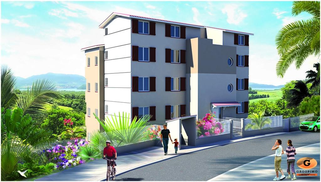 Appartement sis Résidence Pivoine Lot Lagon Florida Ducos 3 pièces