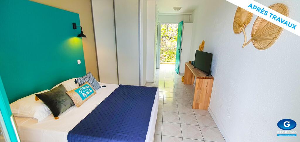 Appartement N° 108 sis Rés. LA BAIE - ANSE MITAN Lot 09 - Hauts de l'Anse Mitan Les Trois Ilets 1 pièce