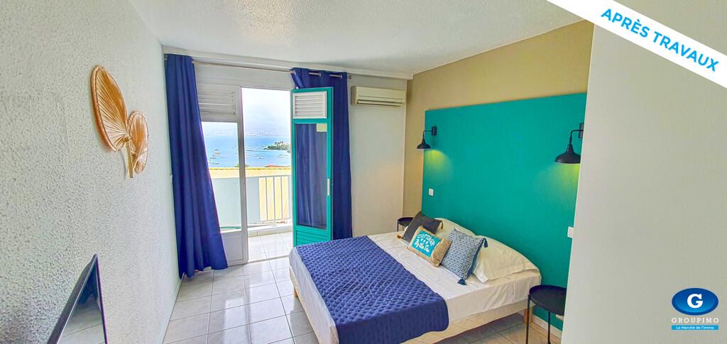 Appartement N° 101 sis Rés. LA BAIE - ANSE MITAN Lot 16 - Hauts de l'Anse Mitan Les Trois Ilets 1 pièce