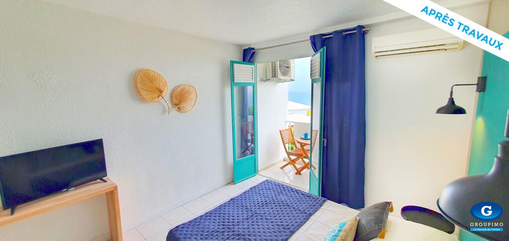 Appartement N° 306 sis Rés. LA BAIE - ANSE MITAN Lot 45 - Hauts de l'Anse Mitan Les Trois Ilets 1 pièce