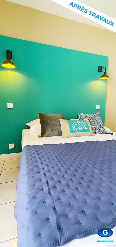 Appartement N° 305 sis Rés. LA BAIE - ANSE MITAN Lot 46 - Hauts de l'Anse Mitan Les Trois Ilets 1 pièce
