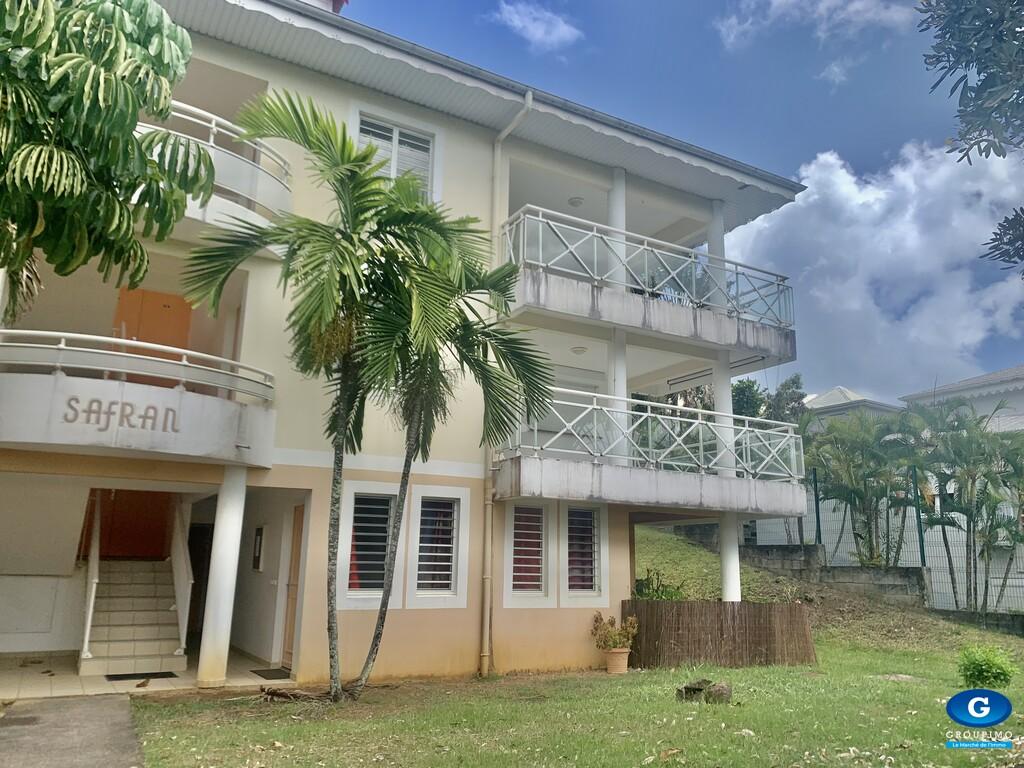 Appartement duplex sis Résidence Lantanas Les Trois Ilets 4 pièces