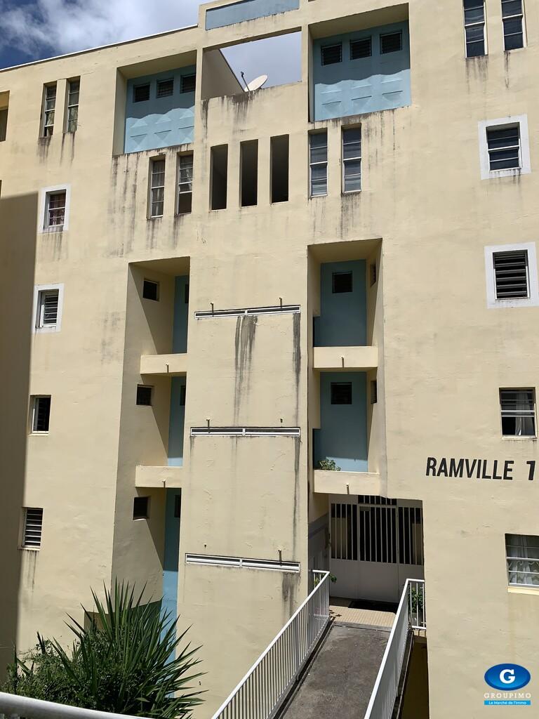 Appartement meublé sis Residence Archipele Fort de France 2 pièces