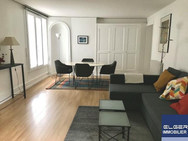 2 FURNISHED ROOMS rue Lécluse Métro PLACE DE CLICHY